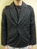 【送料無料】Enhance Element LINEN SWALLOW TAIL JACKET