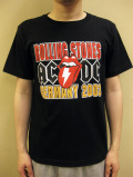 "GTS1976 ""ROLLING STONES × AC/DC GERMANY 2003"" Tシャツ"
