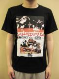 """GTS1976 """"Led Zeppelin/狂熱のライブ"""" Tシャツ"""