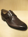 MAC BAREN'S ITALIAN CALF/ANONEI MONK STRAP(Blood & Thunder別注)