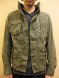 【送料無料】NOM DE GUERRE 70/30 Nylon Military Jacket