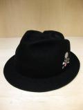 【送料無料】OVER THE STRiPES×mastermind JAPAN Skull Emboss Hat