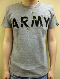OVER THE STRiPES BEES ARMY Tシャツ