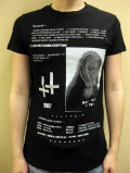 "SIXPACK FRANCE×Hassan Rahim ""No Future"" Tシャツ"