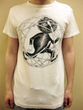 """SIXPACK FRANCE×JEFF LADOUCEUR """"KOINOS"""" Tシャツ"""