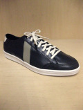 【送料無料】SAWA LAFRICA/Waxed Leather Low Cut Sneaker