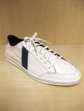 【送料無料】SAWA LAFRICA/Waxed Leather Low Cut Sneaker