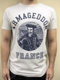 "SIXPACK FRANCE×BELL   ""ARMAGEDDON""Tシャツ"