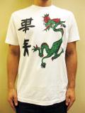 """WORNFREE  """"STRUMMER DRAGON""""Tシャツ"""