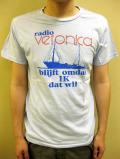 "WORNFREE  ""RADIO VERONICA""Tシャツ"