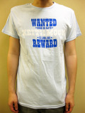 "WORNFREE  ""WANTED""Tシャツ"