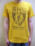 "WORNFREE  ""SPARTAN HEALTH CLUB""Tシャツ"