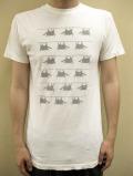 "WORNFREE  ""CAMEL""Tシャツ"