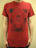 """WORNFREE  """"MACHO""""Tシャツ"""
