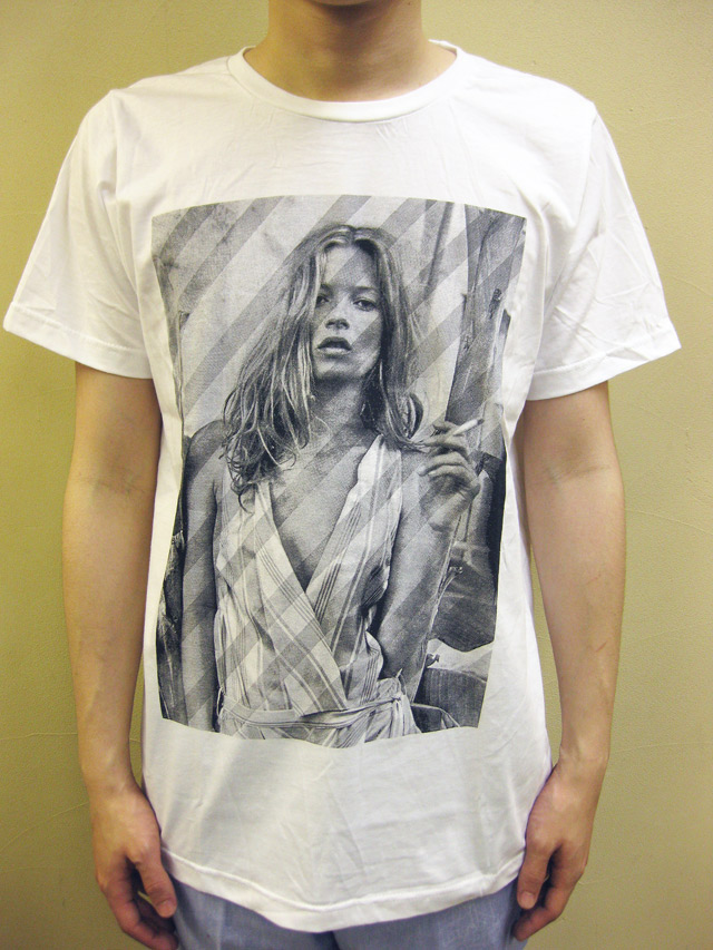 """SMOCK """"KATE・MOSS""""Tシャツ"""