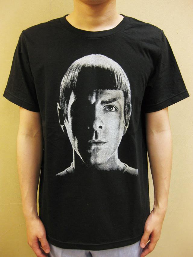 "SMOCK Mr.Spoch/Leonard Nimoy""Tシャツ"