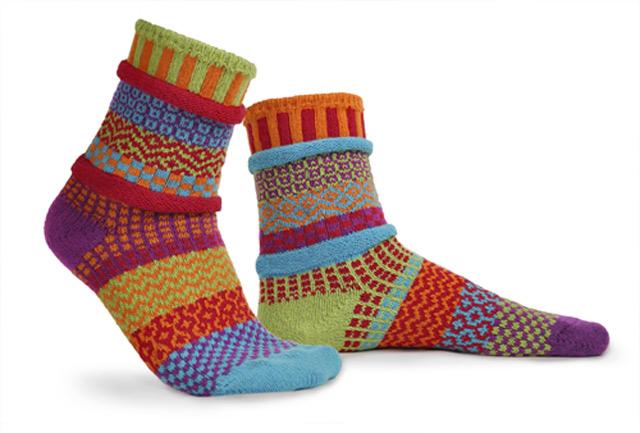"""Solmate Socks""""Cosmos""""ソックス"""