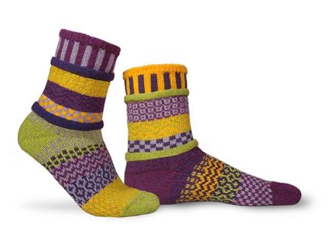 """Solmate Socks""""Crocus""""ソックス"""