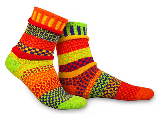 "Solmate Socks""Daffodil""ソックス"