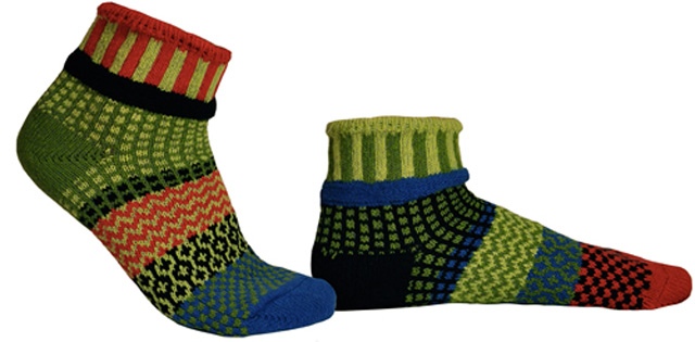"Solmate Socks""Snapdragon""アンクルソックス"