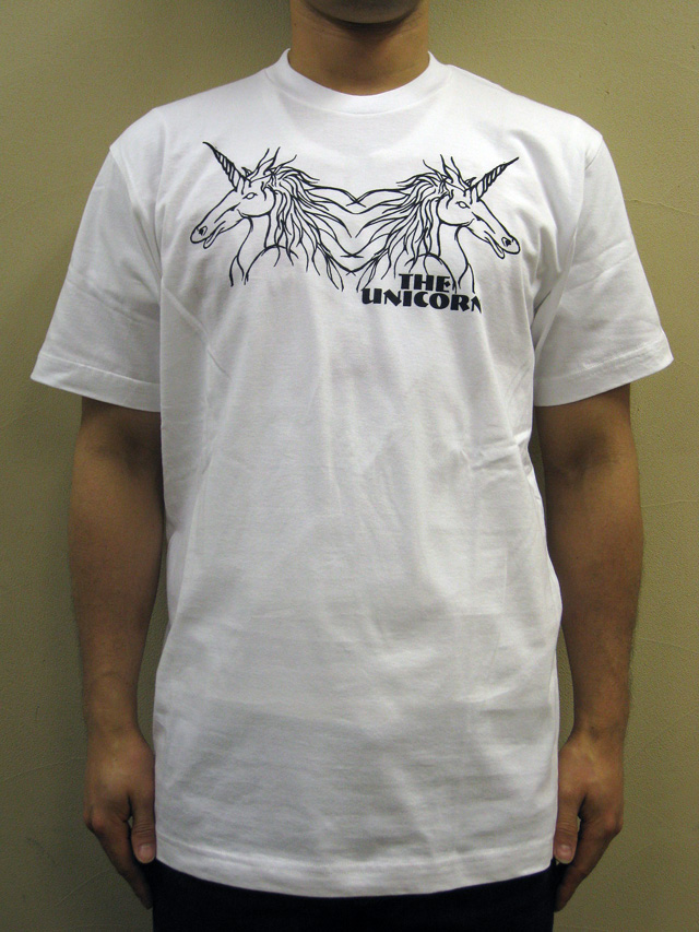 """THE ULTRACO.  """"THE UNICORN """"Tシャツ"""