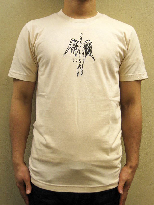 """THE ULTRACO.  """"PARADISE LOST""""Tシャツ"""