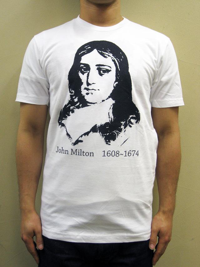 """THE ULTRACO.  """"Jhon Milton""""Tシャツ"""