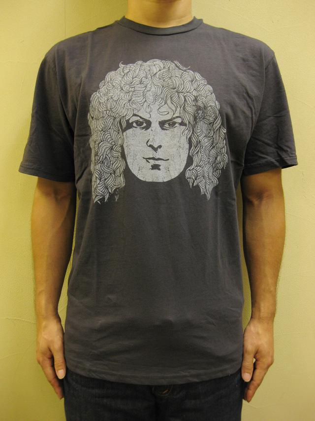 "WORNFREE  ""BOLAN FACE""Tシャツ"