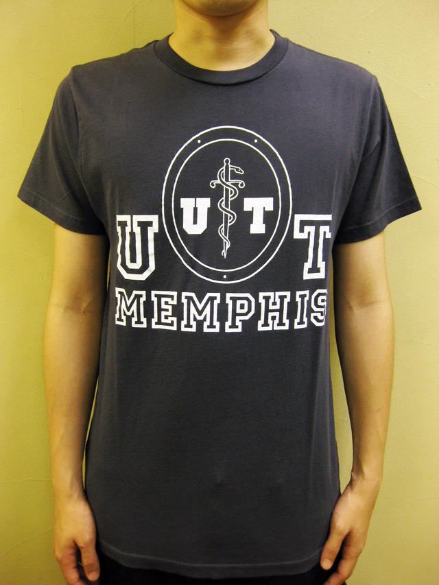 "WORNFREE  ""UT MEMPHIS  ""Tシャツ"