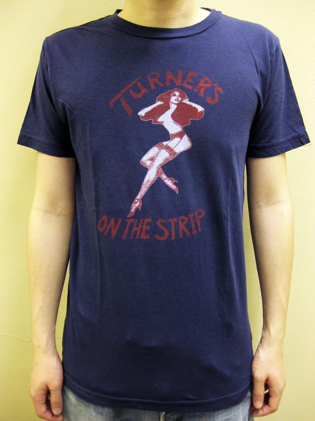 "WORNFREE  ""TURNER'S""Tシャツ"