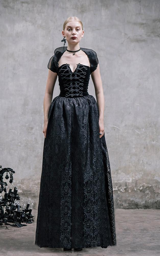 ゴシックドレス GOTHIC HECATE DRESS エリザベス