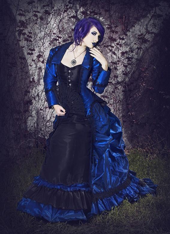 ゴシックドレス・ヴィクトリアン