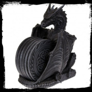 ドラゴンコースター!!Dragons Lair Coaster Set 16.5cm