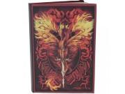 炎のドラゴンノート☆Flame Blade Journal by Ruth Thompson 21cm