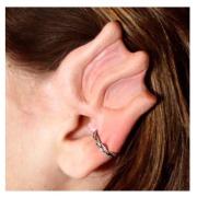 エルフ耳◆シーエルフ★Sea elf・海の妖精Elf Ears