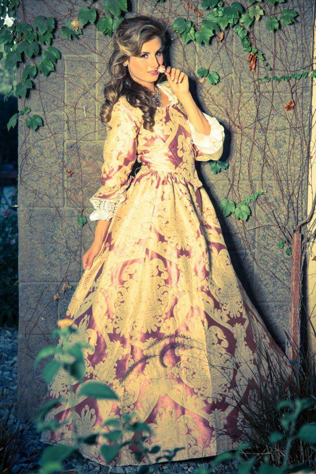 ゴシックドレス 中世貴族ドレス Carnivale Dress