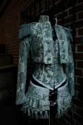 ベルサイユ ジャケット☆中世貴族漂うゴージャスなゴシックジャケット・TOREADOR JACKET