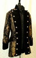 ベルサイユ コート☆中世貴族漂うゴージャスなゴシックジャケット・男性用