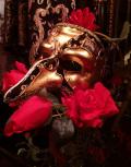 ヴェネチアンマスク ・仮面・Nose Masquerade Mask - Captain Double