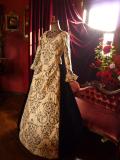 ゴシックドレス 中世貴族ドレス Jacquard Renaissance Swann Dress