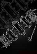 """ゴシックビクトリアン """"VIVIAN BLACK gothic bracelet """" ブレスレット リスタイル"""