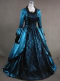 レンタルドレス2泊3日◆ゴシックドレス マリーアントワネットふう・中世貴族ドレス