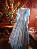 レンタルドレス2泊3日◆ゴシックドレス マリーアントワネットふう・中世貴族ドレスLight blue