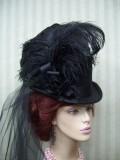 ゴシック・貴婦人の帽子