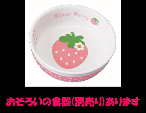 トロピカルフルーツ イチゴ ピンク
