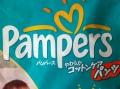 【サイズ変更】パンパース【Lサイズパンツタイプ】
