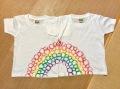 虹ペアTシャツ