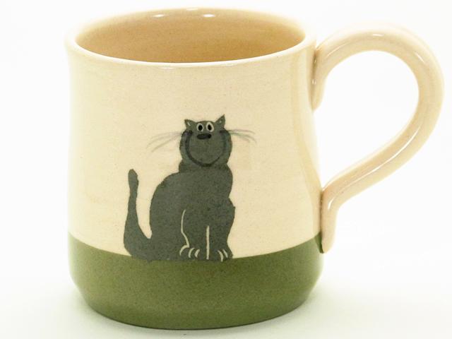 ネコ マグカップ