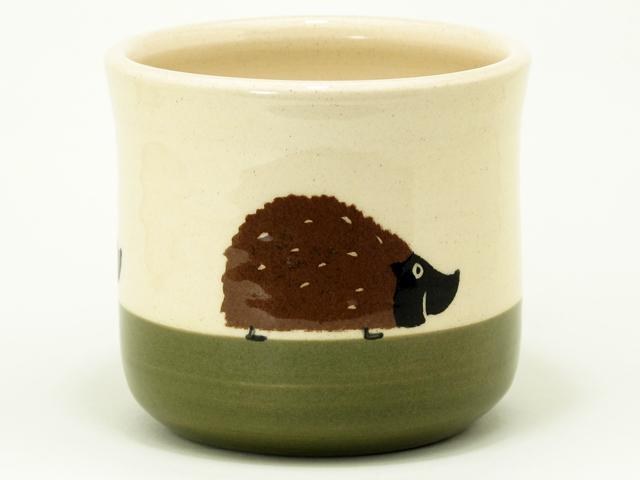 ハリネズミ スープカップ