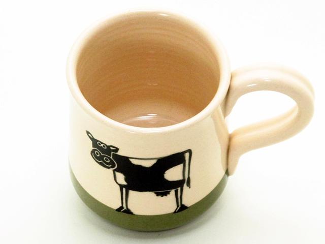 ウシ マグカップ